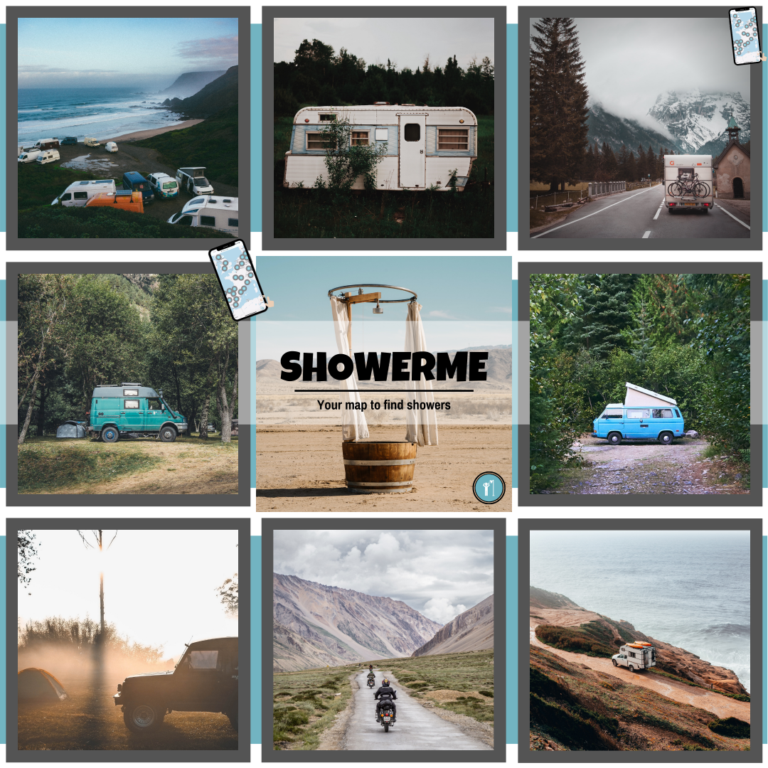 Feed @showerme